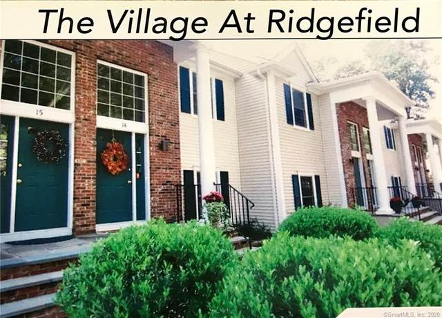 570 Danbury Road #17, Ridgefield, CT 06877 (MLS #170348779) :: Around Town Real Estate Team