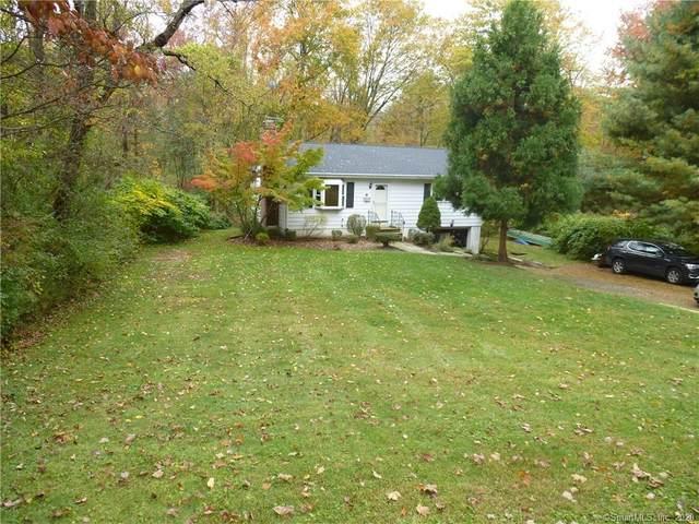 111 Lakeside Drive, Ridgefield, CT 06877 (MLS #170348781) :: Around Town Real Estate Team