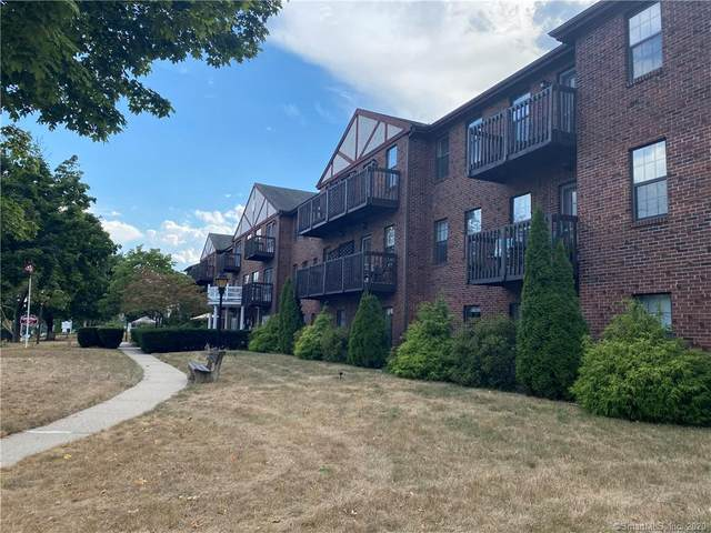 45 Highland Street #101, West Hartford, CT 06119 (MLS #170348782) :: Hergenrother Realty Group Connecticut