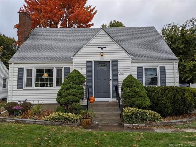 81 Randal Avenue, West Hartford, CT 06110 (MLS #170348837) :: Michael & Associates Premium Properties | MAPP TEAM