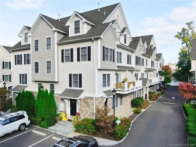 59 Liberty Street #10, Stamford, CT 06902 (MLS #170348867) :: Around Town Real Estate Team