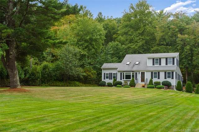 1402 Thompson Road, Thompson, CT 06277 (MLS #170348915) :: Anytime Realty