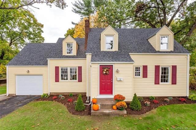 2 Martin Terrace, Enfield, CT 06082 (MLS #170348920) :: Michael & Associates Premium Properties | MAPP TEAM