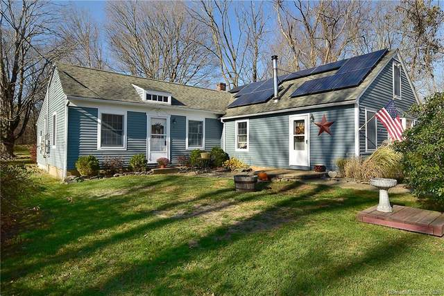 18 Spring Hill Road, Mansfield, CT 06268 (MLS #170348932) :: Around Town Real Estate Team