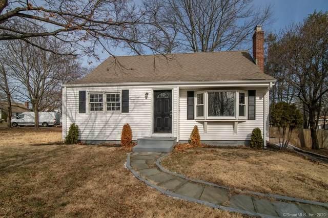 50 Oxbrook Road, Bridgeport, CT 06606 (MLS #170348936) :: Kendall Group Real Estate | Keller Williams