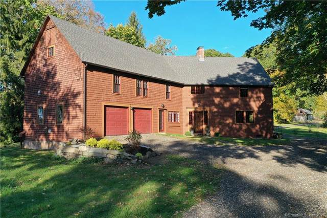 96 Middle Haddam Road, East Hampton, CT 06424 (MLS #170348962) :: Around Town Real Estate Team