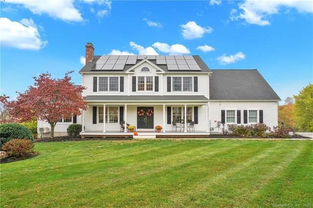 48 May Brook, Woodstock, CT 06281 (MLS #170349017) :: Spectrum Real Estate Consultants
