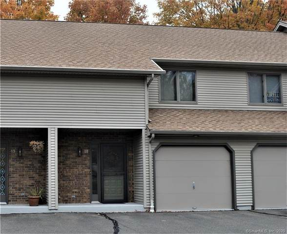 25 Washington Street #18, Bristol, CT 06010 (MLS #170349037) :: GEN Next Real Estate