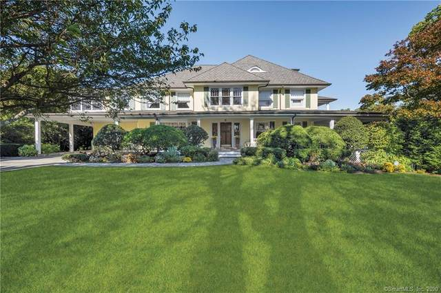 16 Ledge Road, Greenwich, CT 06870 (MLS #170349047) :: Frank Schiavone with William Raveis Real Estate
