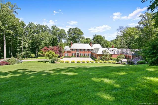 7 Topping Road, Greenwich, CT 06831 (MLS #170349059) :: Frank Schiavone with William Raveis Real Estate