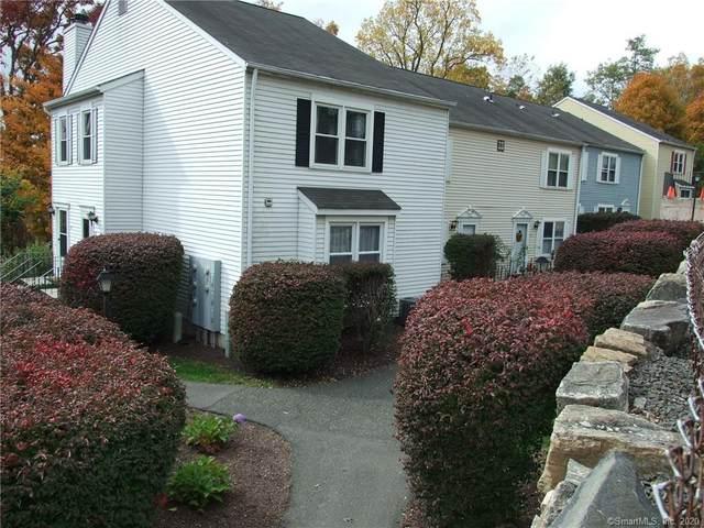 55 Mill Plain Road 22-1, Danbury, CT 06811 (MLS #170349068) :: GEN Next Real Estate