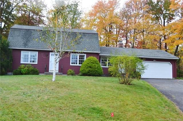 25 Bayberry Circle, Windsor, CT 06095 (MLS #170349081) :: GEN Next Real Estate