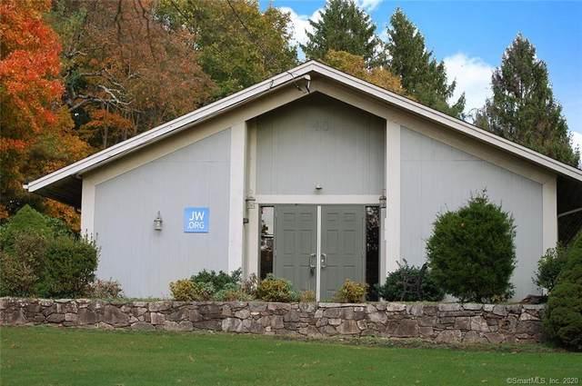 40 Hillside Road Sf, Fairfield, CT 06824 (MLS #170349093) :: Mark Boyland Real Estate Team