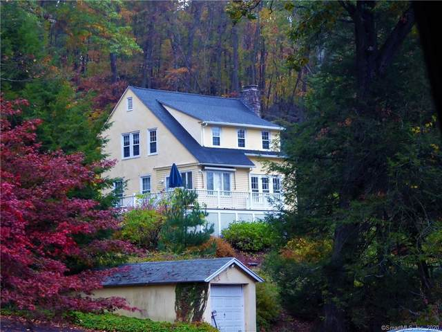 1424 Middlebury Road, Middlebury, CT 06762 (MLS #170349108) :: The Higgins Group - The CT Home Finder