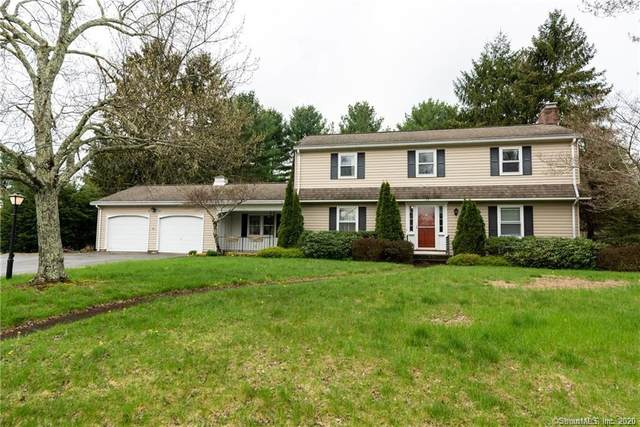 15 Bunny Lane, Brooklyn, CT 06234 (MLS #170349126) :: Frank Schiavone with William Raveis Real Estate