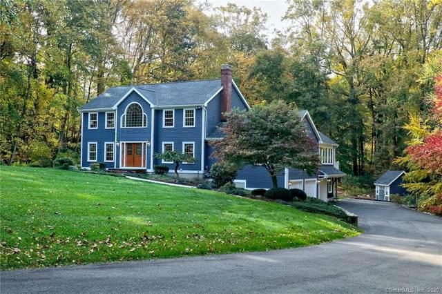 554 Wagon Trail, Orange, CT 06477 (MLS #170349156) :: Michael & Associates Premium Properties | MAPP TEAM