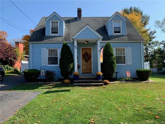 33 Maple Avenue, Meriden, CT 06450 (MLS #170349160) :: GEN Next Real Estate