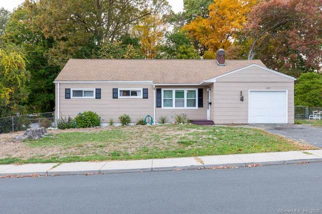 127 Green Manor Road, Manchester, CT 06042 (MLS #170349161) :: Frank Schiavone with William Raveis Real Estate