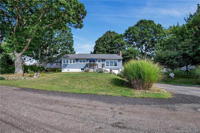 20 Beach Drive, Stonington, CT 06378 (MLS #170349164) :: Frank Schiavone with William Raveis Real Estate