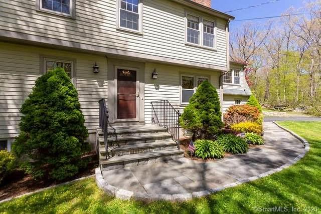55 Ledgewood Drive, Wilton, CT 06897 (MLS #170349166) :: Michael & Associates Premium Properties | MAPP TEAM