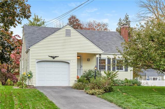 21 Edmund Place, West Hartford, CT 06107 (MLS #170349170) :: Hergenrother Realty Group Connecticut