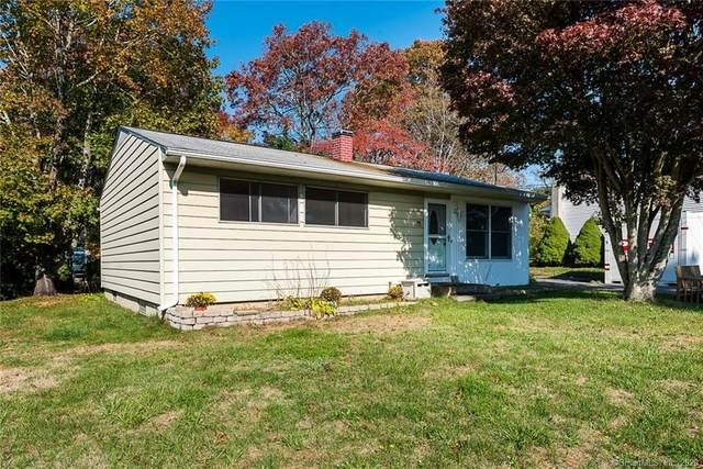 93 Oslo Street, Groton, CT 06355 (MLS #170349199) :: Forever Homes Real Estate, LLC