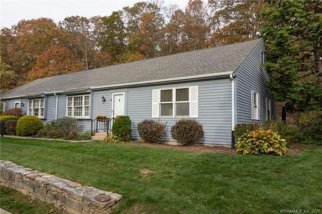 28 Strathmore Lane #28, Madison, CT 06443 (MLS #170349210) :: Forever Homes Real Estate, LLC