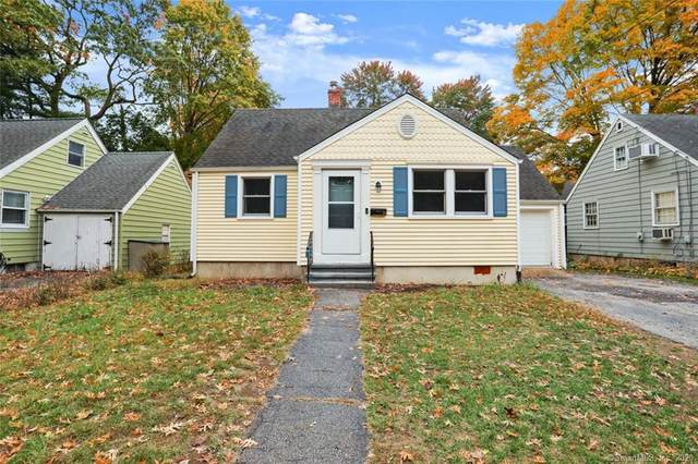 33 Ponus Avenue, Norwalk, CT 06850 (MLS #170349211) :: Around Town Real Estate Team