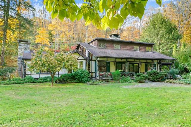 38 Goodridge Road, Redding, CT 06896 (MLS #170349222) :: Around Town Real Estate Team