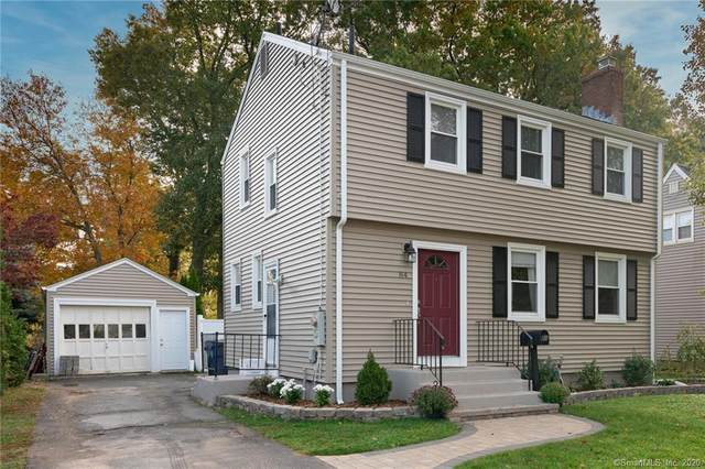 84 Highview Avenue, Wethersfield, CT 06109 (MLS #170349235) :: Hergenrother Realty Group Connecticut