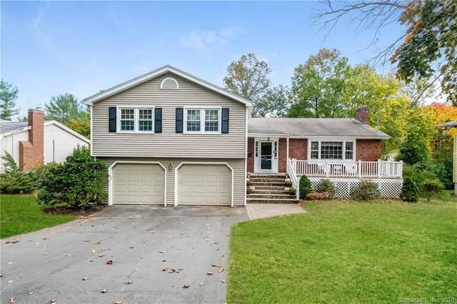 90 Kirkwood Road, West Hartford, CT 06117 (MLS #170349274) :: Frank Schiavone with William Raveis Real Estate