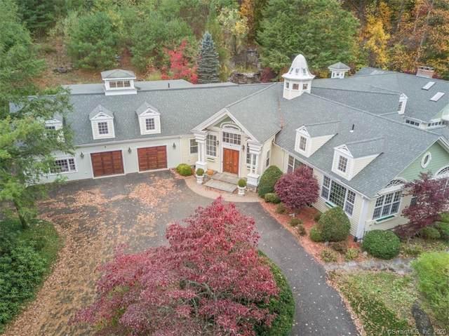 88 Hedgehog Lane, Simsbury, CT 06092 (MLS #170349302) :: Around Town Real Estate Team