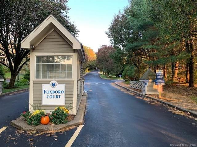 907 Foxboro Drive #907, Norwalk, CT 06851 (MLS #170349332) :: Sunset Creek Realty