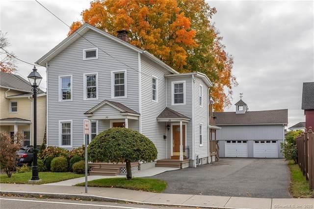 30 Church Street, New Milford, CT 06776 (MLS #170349367) :: Carbutti & Co Realtors