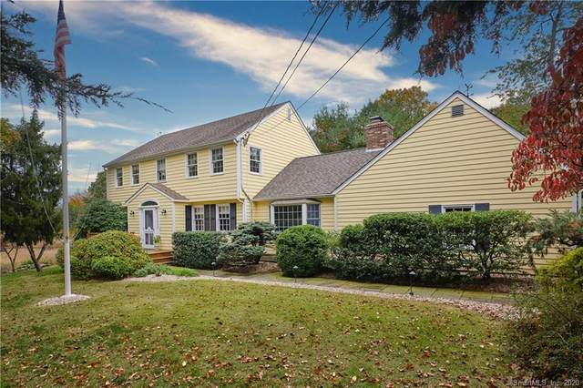 12 Sandpiper Point Road, Old Lyme, CT 06371 (MLS #170349374) :: GEN Next Real Estate