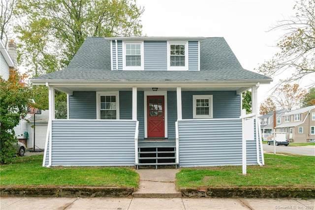 32 Frank Street, East Haven, CT 06512 (MLS #170349386) :: Sunset Creek Realty