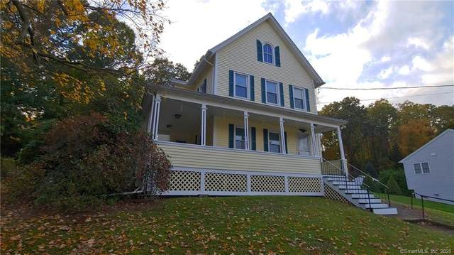 860 Howe Avenue, Shelton, CT 06484 (MLS #170349392) :: Frank Schiavone with William Raveis Real Estate