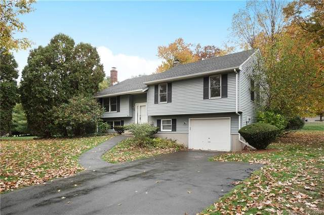 54 Valley View Drive #54, Hamden, CT 06518 (MLS #170349482) :: Frank Schiavone with William Raveis Real Estate