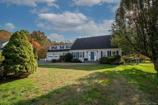 87 Thistle Court, Cheshire, CT 06410 (MLS #170349509) :: Coldwell Banker Premiere Realtors