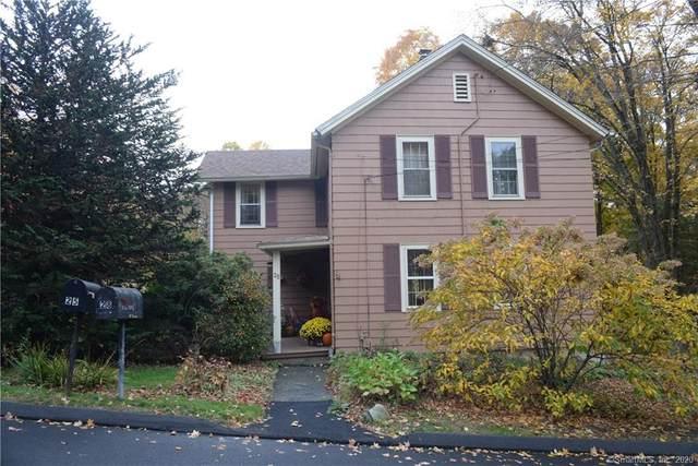 25 School Street, Avon, CT 06001 (MLS #170349519) :: GEN Next Real Estate