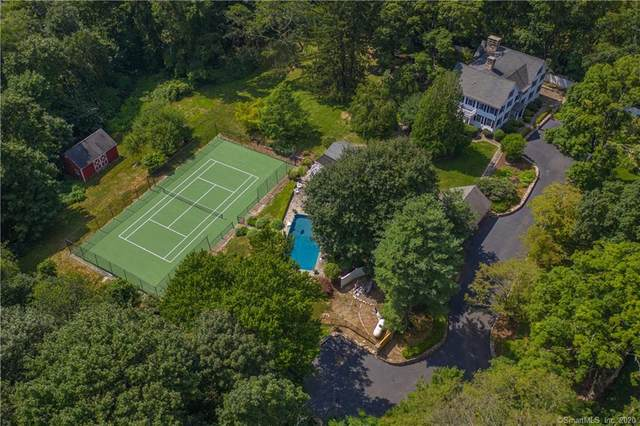 205 Black Rock Turnpike, Redding, CT 06896 (MLS #170349547) :: Frank Schiavone with William Raveis Real Estate