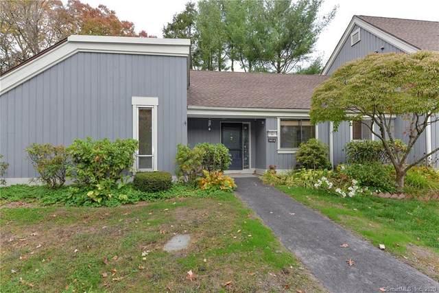 346 Heritage Village A, Southbury, CT 06488 (MLS #170349593) :: Around Town Real Estate Team