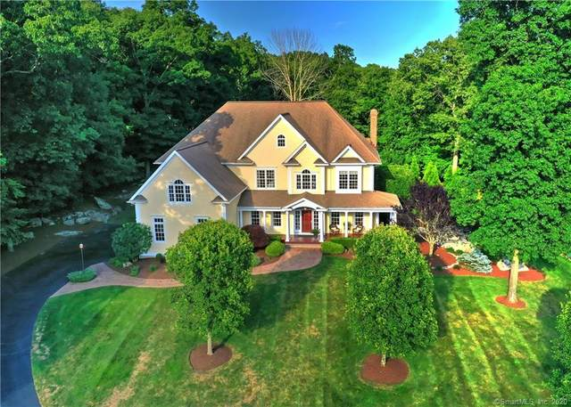 111 Old Tree Farm Lane, Trumbull, CT 06611 (MLS #170349613) :: Around Town Real Estate Team