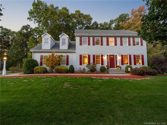 32 Stevens Road, South Windsor, CT 06074 (MLS #170349615) :: Hergenrother Realty Group Connecticut