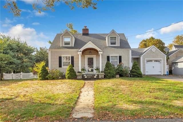 93 Brewster Street, Stratford, CT 06614 (MLS #170349632) :: Michael & Associates Premium Properties | MAPP TEAM