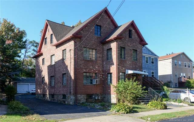 111 Goddard Avenue, Bridgeport, CT 06610 (MLS #170349655) :: Michael & Associates Premium Properties | MAPP TEAM
