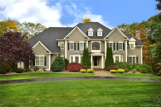 111 Northington Drive, Avon, CT 06001 (MLS #170349667) :: Hergenrother Realty Group Connecticut