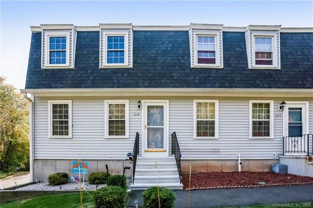 218 Austin Ryer Lane #218, Branford, CT 06405 (MLS #170349692) :: Carbutti & Co Realtors
