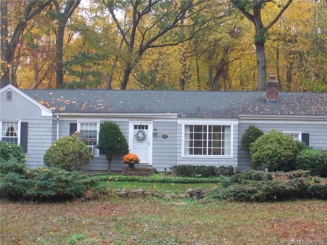 37 Old Barnabas Road, Woodbridge, CT 06525 (MLS #170349745) :: GEN Next Real Estate