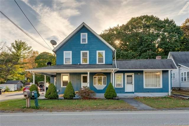 651 Wauregan Road, Brooklyn, CT 06234 (MLS #170349767) :: Spectrum Real Estate Consultants